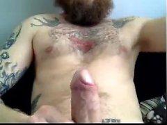 Black Cock Masturbate By Gay Gangster