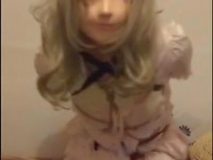 bounded kigurumi vibrating
