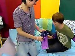 Cevap emo eşcinsel oğlan tüp twink erkek çocuk Kyler Yosun Mil Pride şaşırtan
