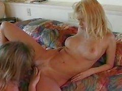 Jenna Jameson e Kylie Ireland - Su e Cummers