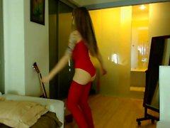 O adolescente Webcam bonito Sempre Ela se parece com Tori Black