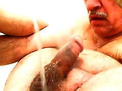 Masturbar a Turquia - da Turquia vovô Davut Babaeski Selfsuck