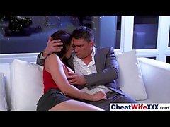Cinta duro Sexo Con El engaño excelente esposa (Rachel Starr) Clip-26