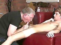 Homens nus Spanking A Estudante Jacó de Daniels