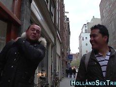 Голландские едет проститутка