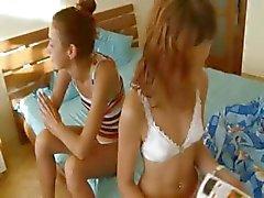 american chicks Vika and Natasha