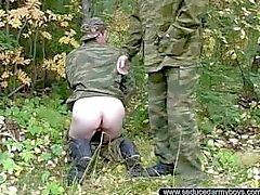 el ejército rusas de 13