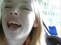 Zuigt en zwaluwen in de auto