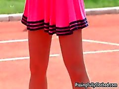 Geile tennisleraar verleiden part6