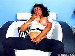 Donna Ambrose Large Tit Masturbation HD Porn Movie Scenes
