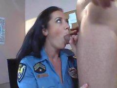 Huge Boobs Cop Jayden Jaymes