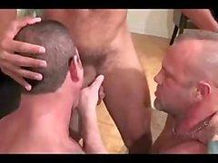 Antonio Biaggis , Nick Moretti u. Tschad Brock
