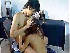 sexo tailandés de