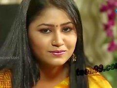 Beautiful indian desi girl having romance in home - teen99
