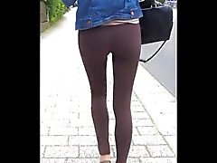 verfolgt in Leggins 2