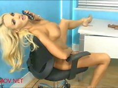 Dannii Harwood Live Babestation Nocken