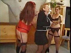 French Lesbian Slave