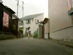 Sedutora Milf japonesa dá uma sucção galo amador