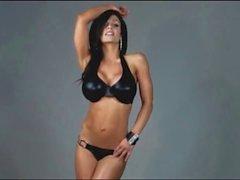 Denise Milani Alles Reizvolles Bikini - Non Nackt