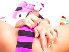 Asa Akira y Hello Kitty
