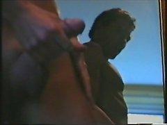 Saucy John is surprised by a juicy orgasm!