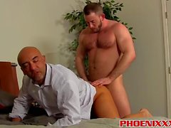 Shay Michaels pounds Brian Davilla hard