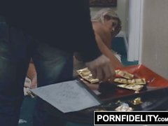 PORNFIDELITY Bridgette B wird von James Deen verwendet