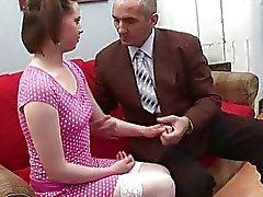 Sexy les in wilde verleiding