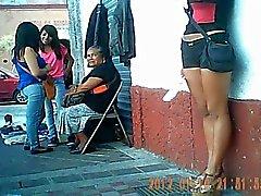 мексиканские проституцией