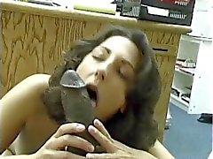Triguena Asia - paquistaní aspira Negro Grande dravídico de Dick