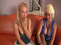 Moms Pimp Their Daughters 2 - Escena 1
