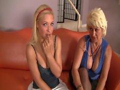Moms Pimp Their Daughters 2 - Escena 1