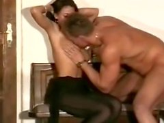 Young Zemanova fuck tryout