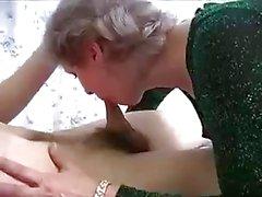 Russische Stap Mam verleidt