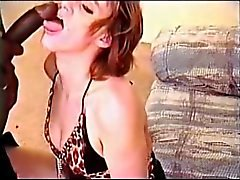 Hot Wife Takes BBC In the Ass