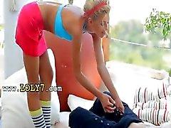 ultra rawboned flicka jävla hårt