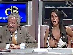Marika Fruscio ( italiensk TV )