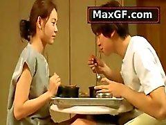 Naispääosa Porno Yun hung Oi selkeästi sukupuolen green chair korealainen naispääosa