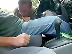 Jerking i bilen