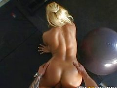 Holly Halston - Ass Aerobics 101