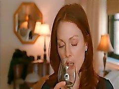Julianne Moore & Amanda Seyfried lesbisk scen i Chloe