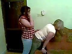 Arabische lesbo rubb