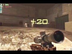 Highlights Ep.1, Sniping Teamtage (MW3): Von Genz