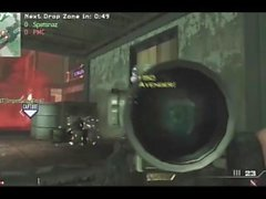 Faits saillants Ep.1, Sniping Teamtage (MW3): Par Genz
