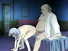 Homme laid baise avec un fille chaude