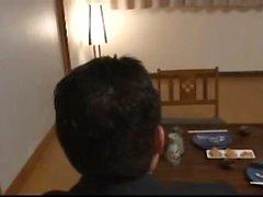 Rie Katano Chatte Poilue Japonaise Poilue Percée Et Creampied