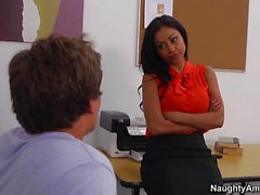 Priya Anjali Rai Gets a New Teacher