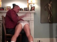 Chad Brooks Gay Daddies Spanking Play