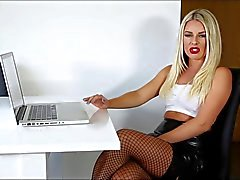Young Mistress Makes You Jerk To Gay Porn
