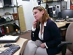 Business lady disperato biglietto d'aereo